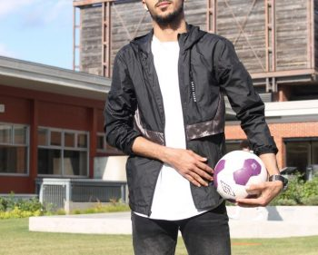 Thunder striker goes from Tripoli's streets to stadiums