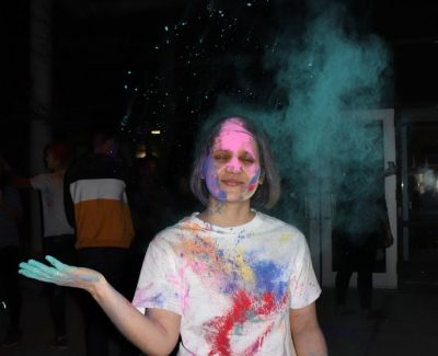 Holi Festival 2020 aimed to reflect Hindu values of love and caring